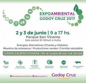 placa expo ambiental