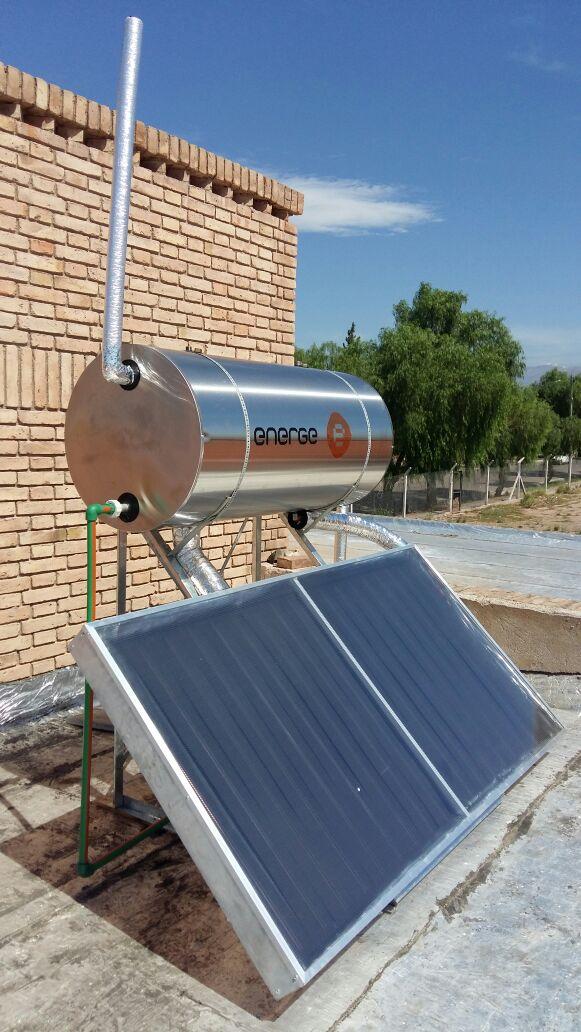 Godoy cruz avanza en la instalaci n de paneles solares - Paneles solares para abastecer una casa ...